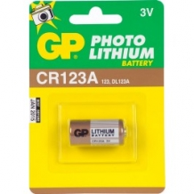 GP Photo Lithium CR 123A (DL123A)
