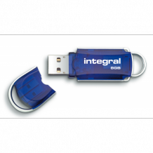 8GB Integral USB Flash Drive