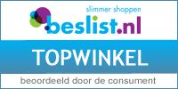 Keurmerk TOPWINKEL bij beslist.nl